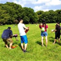 9月5日「水鉄砲BBQ」を開催しました。