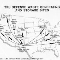 明日に向けて(1724)核兵器から出た廃棄物処理場―WIPPを訪問して(ニューメキシコの旅10)