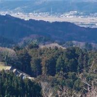 国指定史跡 七尾城@石川県七尾市 令和三年(2021)2月27日