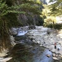 10/9  石鎚スカイライン 土小屋 面河渓谷@愛媛県