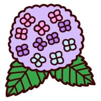 「夏の花・植物1」(花・植物/ミニカット)