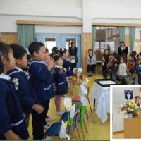 太田幼稚園修了式
