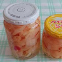新生姜の季節です