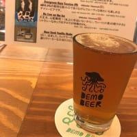 DEMO BEERでクラフトビールを!
