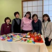 セルビア人研修生の日本文化体験