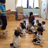 エンジェルクラス そら組 運動遊び・英語で遊ぼう