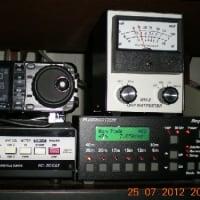 送信出力100mWでWSJT/JT65-HFの7MHzスケジュールQSOに参加しました