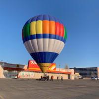 十勝の空を気球で散歩<通年催行 土日限定ツアー>