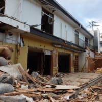 野坂屋旅館解体状況11月28日