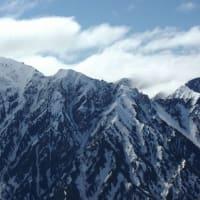 雪の大谷(黒部峡谷)