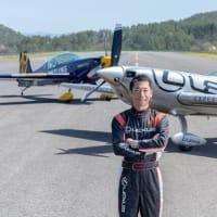 新エアレースシリーズ、WCARへの室屋氏参戦発表