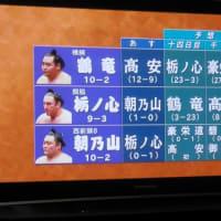 大相撲の優勝は?