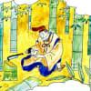"""「竹取物語」""""かぐや姫の里""""京田辺 「竹取翁博物館」"""