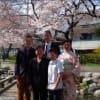 はじめての家族日本旅行
