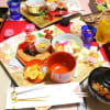 H30年お正月テーブルコーディネート~RoseGold style~
