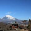 富士山撮影行 御殿場市 2011.01.27