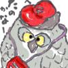 「絵手紙もらいました―フクロウの郵便屋さん―」について考える