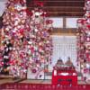 2010 鴨川市観音寺のひな人形