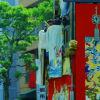 大津祭り巡行