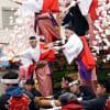 【秩父・山田の春祭り】