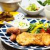 ♪白身魚のフライ タルタルソース添え&新ごぼうの土佐煮♪