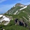 2017/07 飛騨山脈 in Summer6 ~笠ヶ岳から抜戸岩~