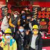 😄‼️黄色い帽子⚡️揃って💕お仲間の集まり🥰