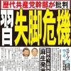 麻生太郎副総理と岸信夫防衛大臣の言動は食べる漢方薬のカレーの如く中国や南北朝鮮等に効く!!