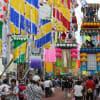 【実施報告】7月5日(金)日本一の七夕を楽しもう