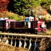 渡良瀬鉄道トロッコ列車