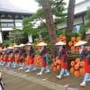 早乙女踊り(会津坂下町)会農クラブのよる