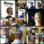 レザーアートHairTattoo トライバルアート 刈り上げおしゃれ坊主ライン barberキッズヘア