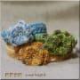 花付き編み首輪 ギャラリー 3