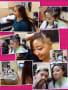 刈り上げ女性 刈り上げ女子高生レザーアートヘアアートライン HairTattoo onry use razor