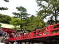 先帝祭 上臈参拝 in赤間神宮