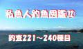 私魚人(あいうおんちゅ)図鑑⑫~タナゴ仕掛けで釣れた221~240種の生き物たち