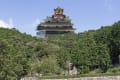 安土城址は、戦国時代の城形式の元祖