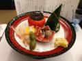 GRE京都の夕食