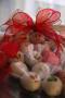 薯蕷饅頭  クリスマスバージョン