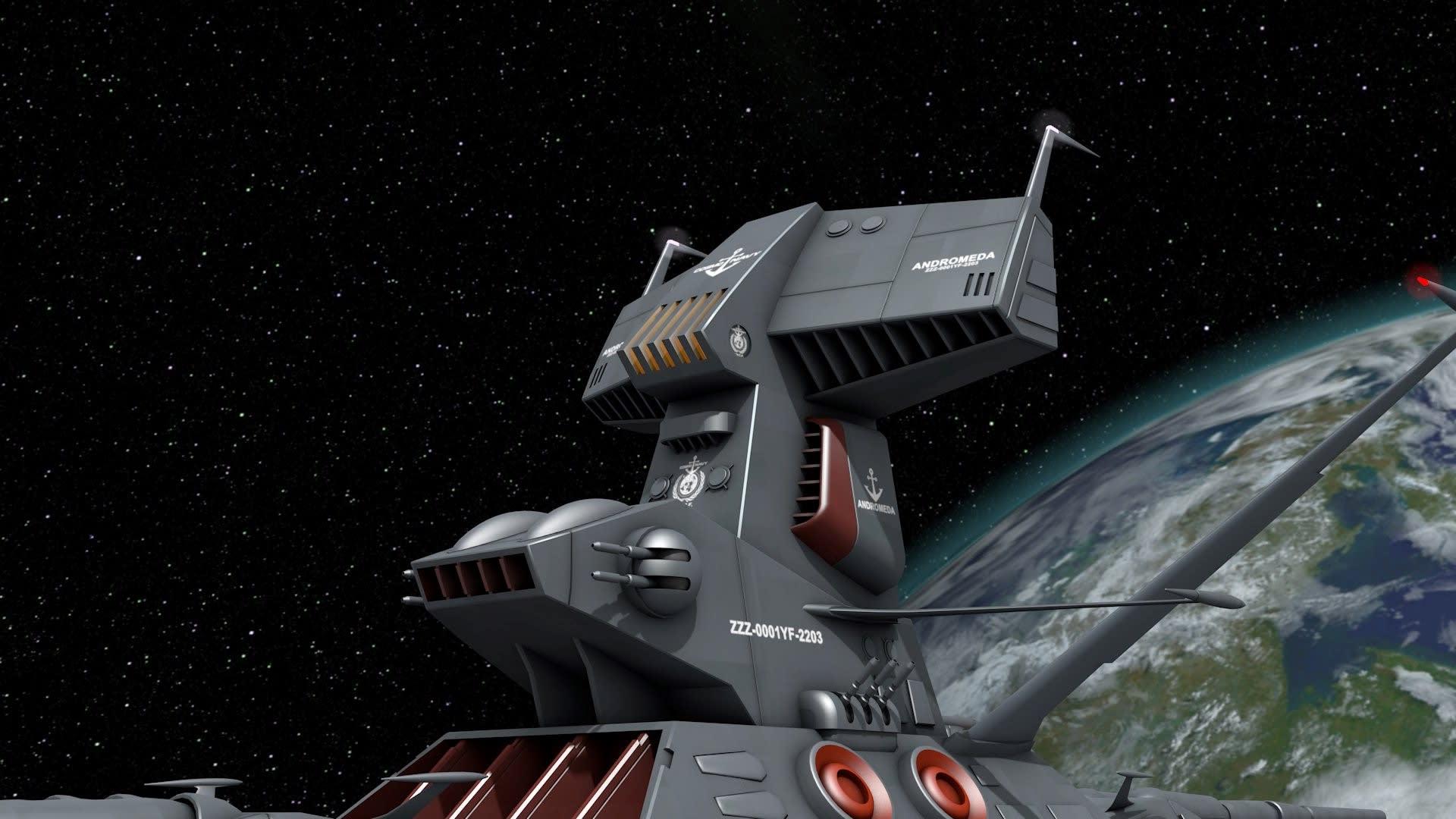 宇宙戦艦ヤマト2199 第二次火星沖海戦外伝 火星沖2203