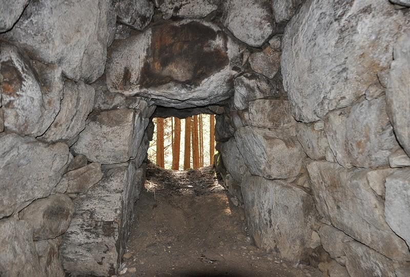 両袖式の横穴式石室
