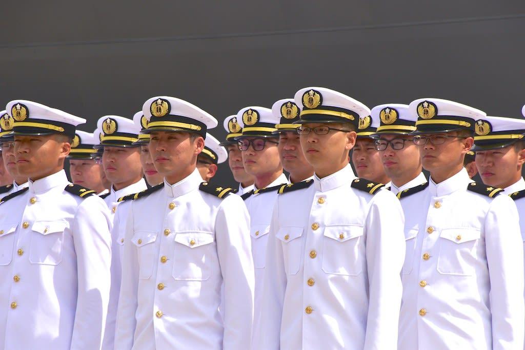 自衛隊 制服 海上 海上自衛隊の制服