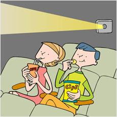 「面白い映画を見分ける法則は? ←この記事」の質問画像