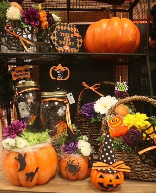 ハロウィン飾り かぼちゃ