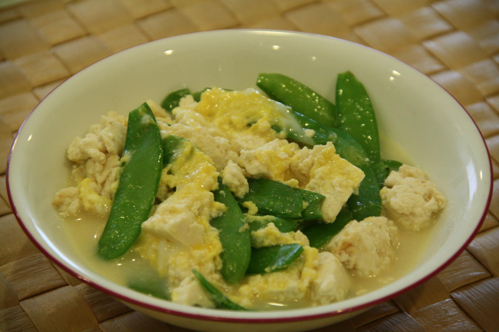 豆 とじ 人気 えん 卵 どう レシピ