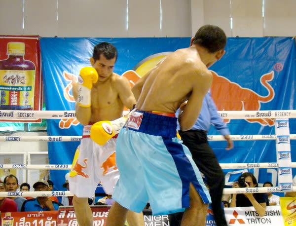 タイのボクシング) クワンタイ...