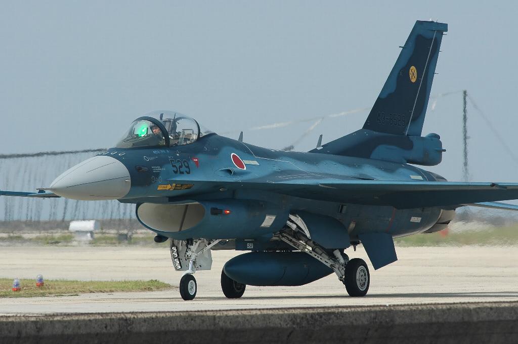 一番好きな戦闘機「三菱F-2支援戦闘機」 - オタクな学生による不 ...