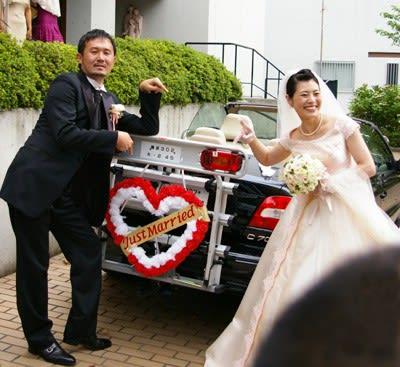 結婚式という名のショー
