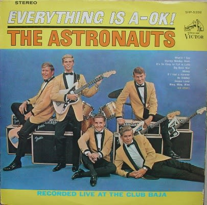 The Astronauts - Jahkingのエサ...
