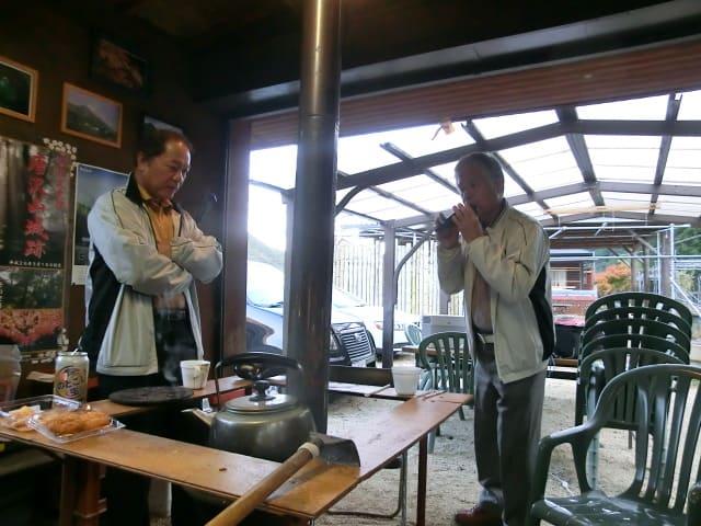 荻原さんと丸山さん